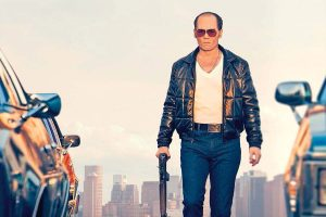 Johnny Deep as Whitey Bulger in 'Black Mass'