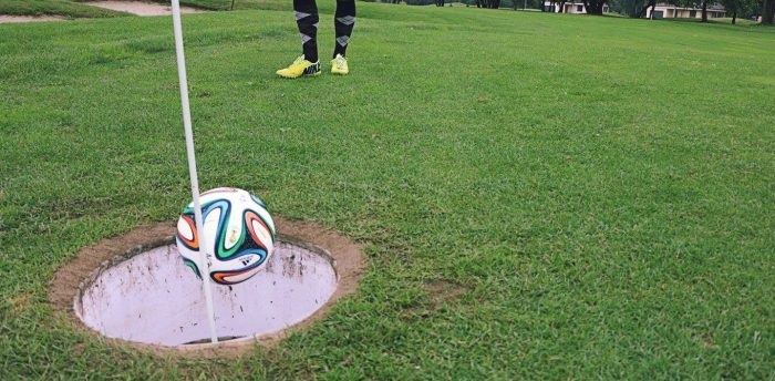 Five Sussex Players Reach Semi-Final of Footgolf World Cup