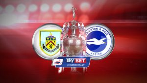 Albion drew 1-1 against Burnley in front of the Sky cameras in November