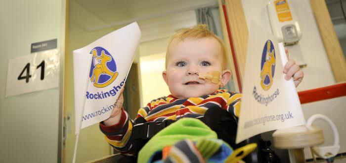 Rockinghorse Helping Sick Children and Babies