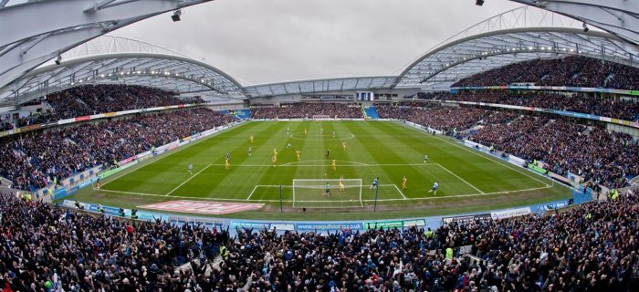 Brighton & Hove Albion v Bolton Wanderers: Live Text Commentary