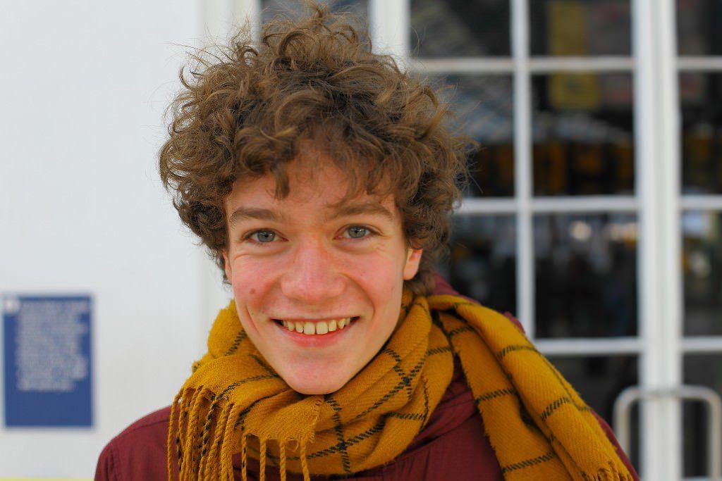 James, 18. Photo by Marc Kis.