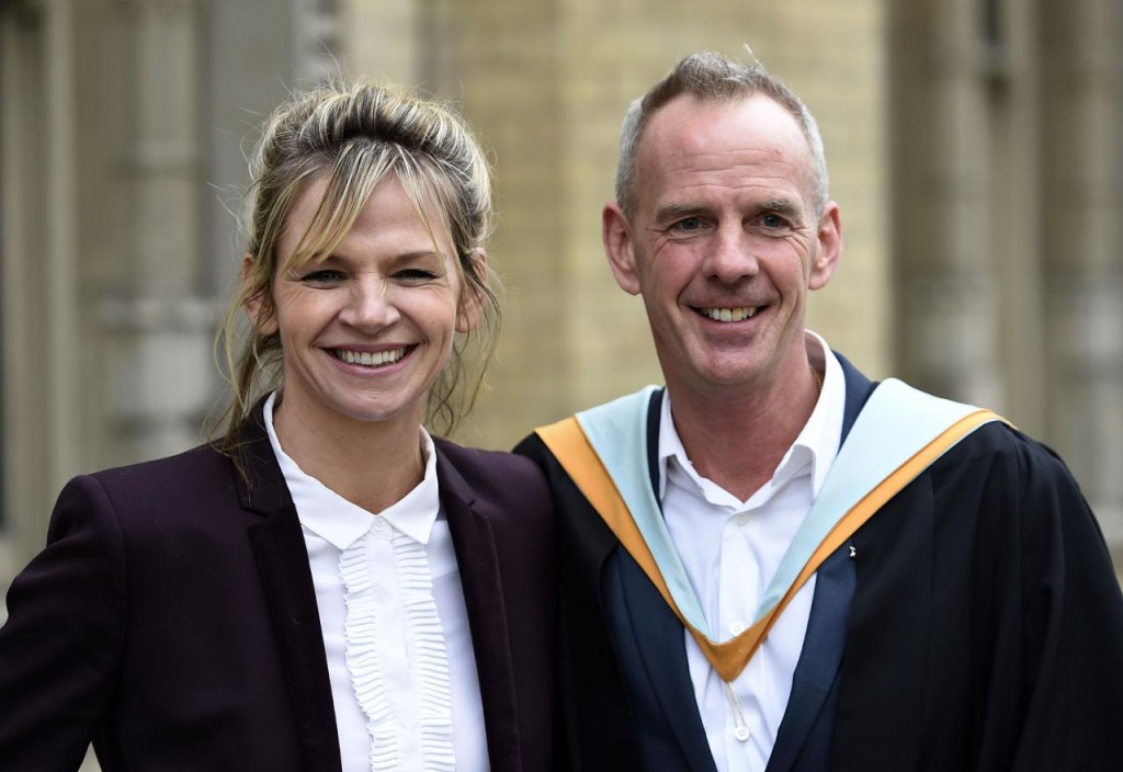 fatboy slim and partner zoe ball brighton uni
