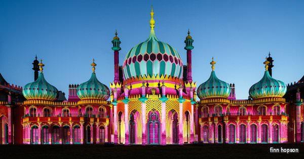 Dr Blighty – the reason for Brighton's multi-coloured Pavilion