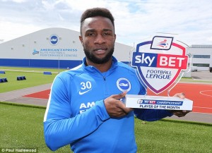 Lua Lua picked up August's Player of the Month award last season
