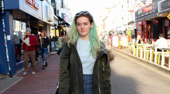 Street Fashion – Bonjour Beauties Of Brighton!