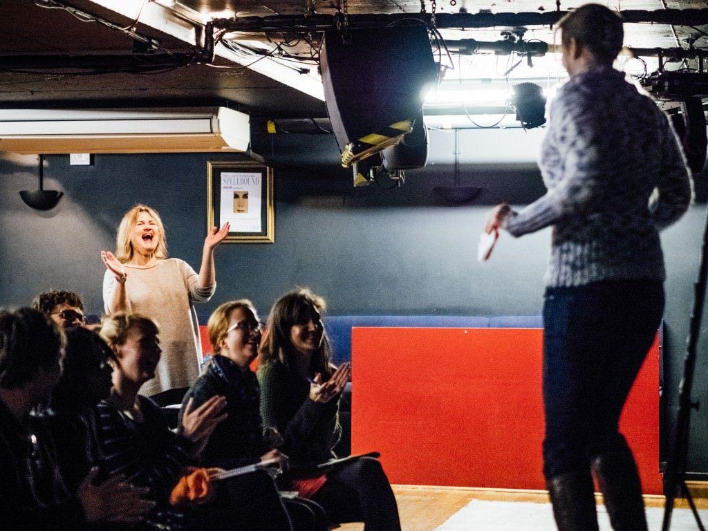 Jill Edwards Comedy Course at Brighton Komedia