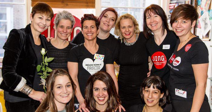 Brighton Massage Marathon In Aid of Refugees Raises £5k