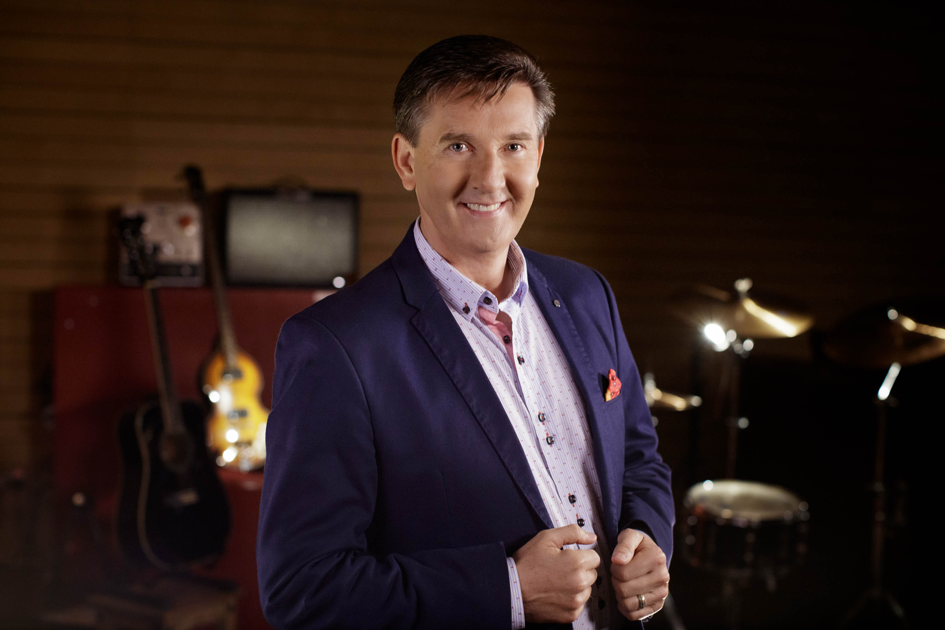 Daniel O'Donnell. Picture Andres Poveda