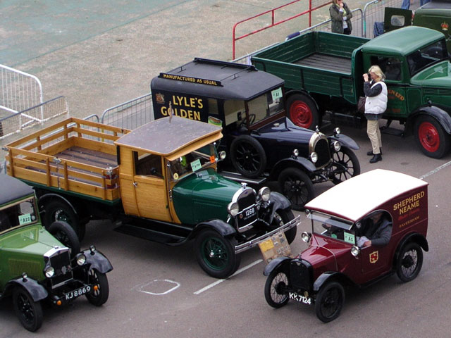 Credit @ Historic Commercial Vehicle Society.