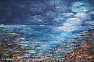 Night Swimming by Dan Conway