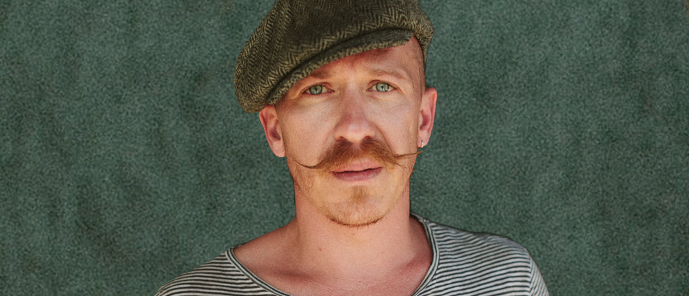 Foy Vance. Credit @ The Leadmill
