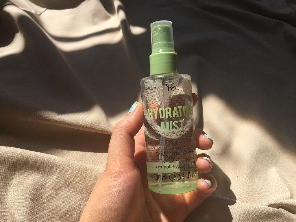 Primark Hydrating Mist (Est. Price £2.50)