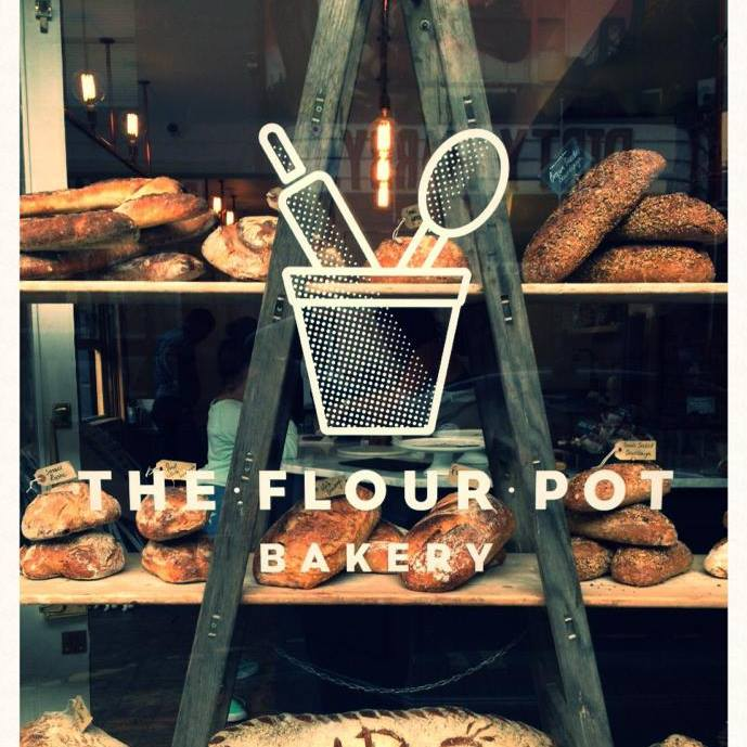 Credit @ The Flour Pot Bakery.