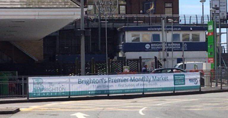Credit @ The Brighton Market.