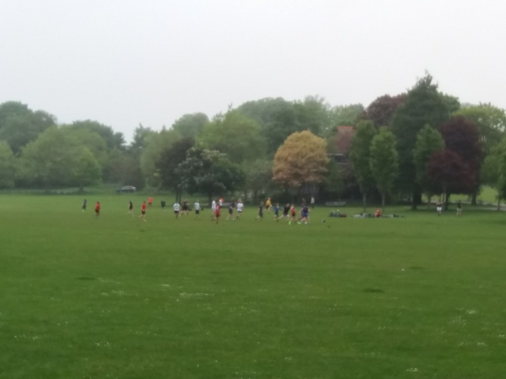 Preston Park is probably the best place for your tournament.