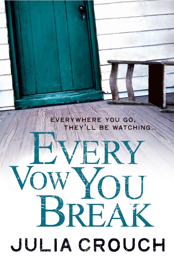 """""""Every Vow You Break"""" is full of tiny little details the author has picked up during her numerous holidays in Upstate New York where the novel is set."""