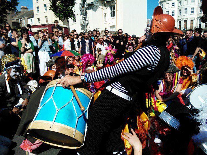 Photo via Kemp Town Carnival Facebook.