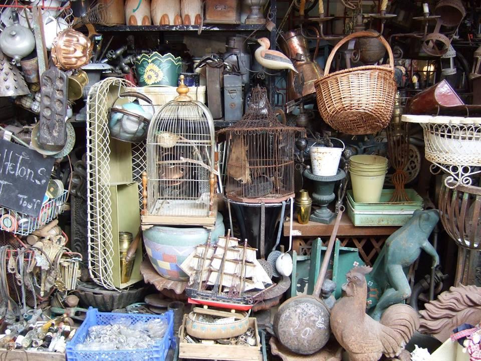 Photo via New Road Vintage Market Facebook.