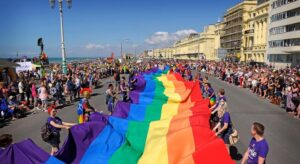 Via: Brighton and Hove Pride Official page Facebook