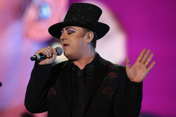 Boy George is coming to Brighton with Culture Club!