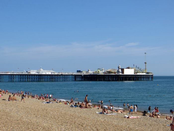 Brighton is the UK's Third Most Popular Seaside Holiday Location