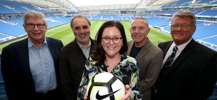 Brighton Ups The Ante in Bid to Host European Women's Football Championship