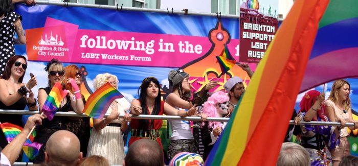 Brighton and Hove Pride confirms dates for early August next year