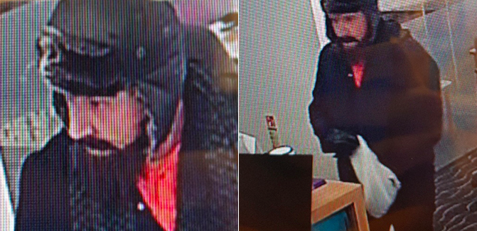 Suspect wanted for Brighton bank robbery