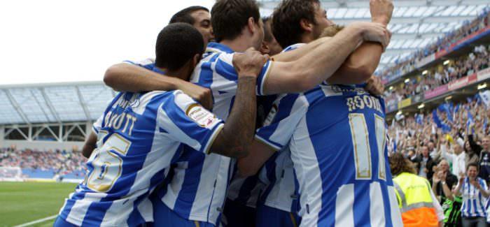 Boxing Day football: Brighton v Arsenal tonight