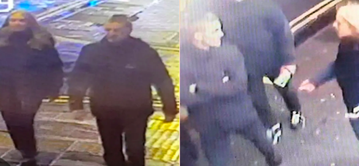 Pair could have information on suspected manslaughter attack in Brighton