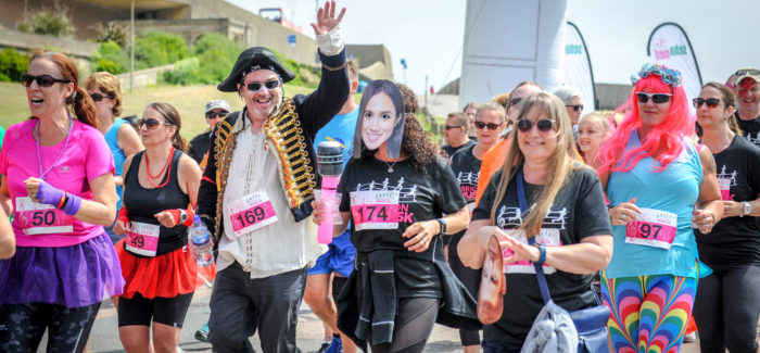 Dress up as your favourite pop star for Brighton Run2Music