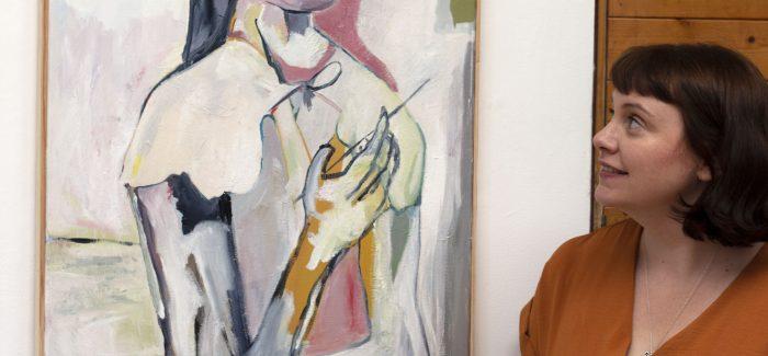 Artist of the Week: Johanna Cragg