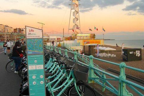 Brighton bike share tariffs increase today