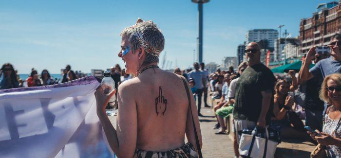 Brighton's darkest secrets and rebel nature