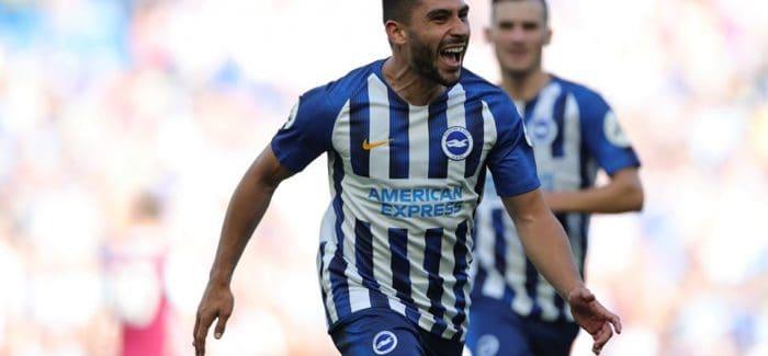 Brighton dominant in Burnley draw