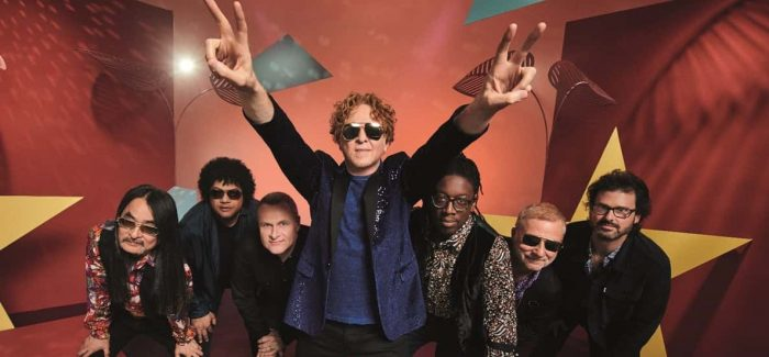 Simply Red October 2020