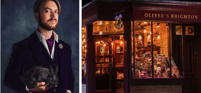 Brighton Wizard Shop Shortlisted for Britain's Best Small Shop