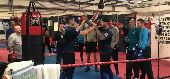 """""""It's boxing but not as you know it"""" – The Safer Boxing Programme"""