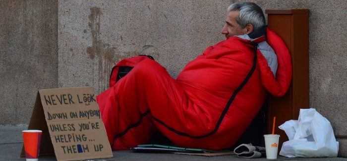 Big City Sleepout 2019 – show your support!