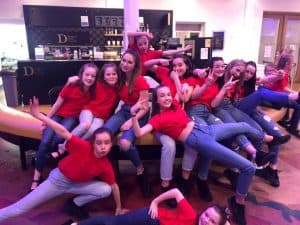 Chloe Hill/West Hove Dance Academy