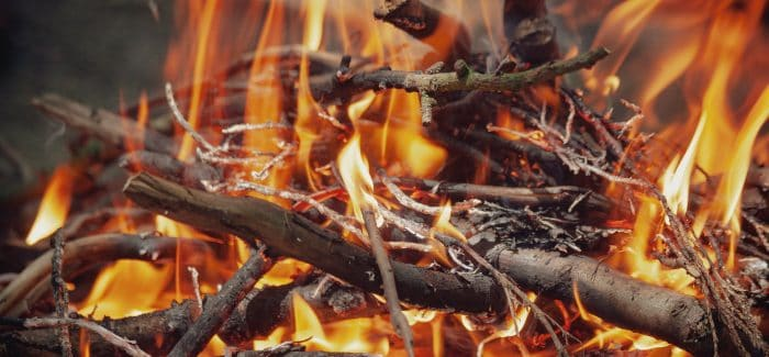 Council asks residents to think twice before having fires