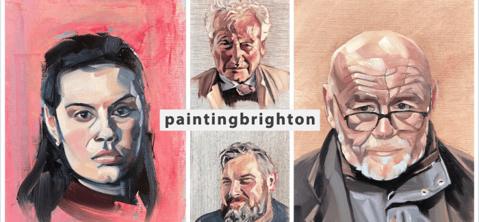 Meet the local artist who is painting Brighton's NHS staff for free