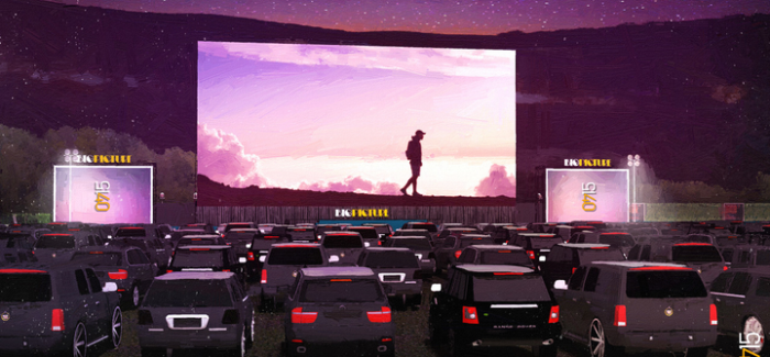 Drive-in movies are set for a comeback