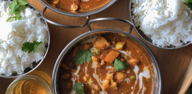 "Deliveroo's ""Big Curry Night In"" to raise funds for hungry families across South Asia"