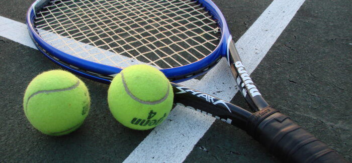 Why the Covid-19 lockdown may be the perfect opportunity to take up tennis