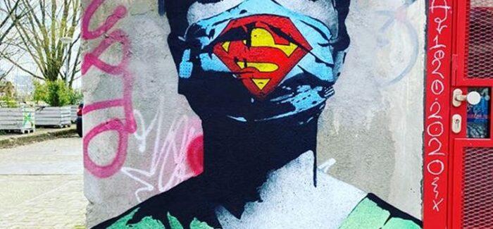Coronavirus murals: inside the world of pandemic-inspired street art
