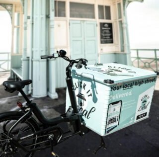 New delivery service set to revolutionise the way we shop launches in Brighton